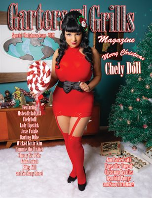 Chely Dolls Super Hot Christmas