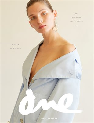ONE Magazine Issue No.13
