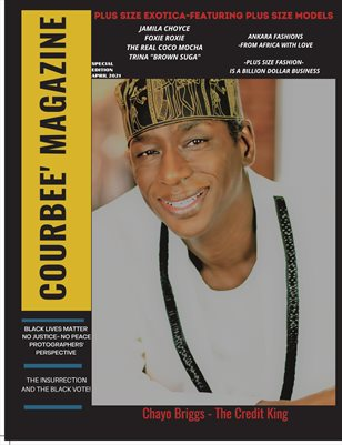 Courbee Magazine Special Edition