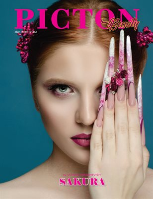 Picton Magazine MARCH  2020 N463 Beauty Cover 1