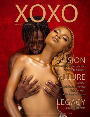 XOXO ISSUE 07 - JUNE 2021