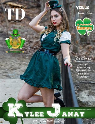 The Definition: Kylee Janay St. Patrick Day Vol2 cover1