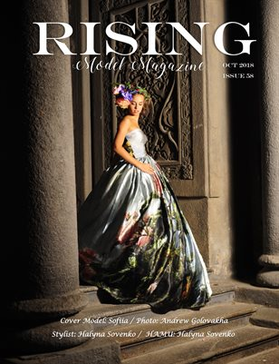 Rising Model Magazine Issue #58
