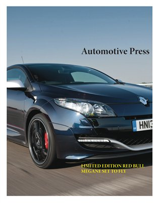 Automotive Press August 2013