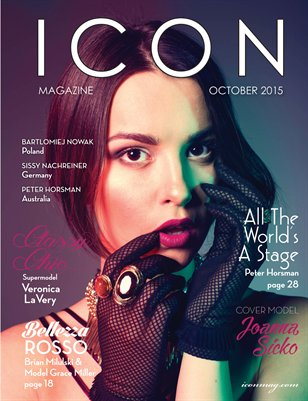 ICON MAG- October 2015