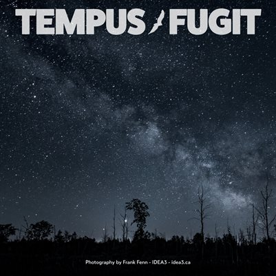 Tempus Fugit 2021 Project Management Milky Way