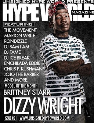 THE HYPE WORLD MAGAZINE ISSUE #5