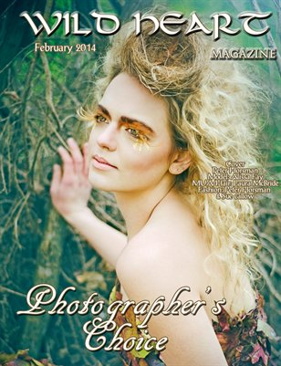 #1 Photographer's choice 2014 WILD HEART MAGAZINE