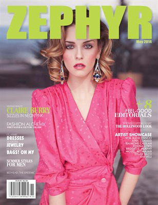 ZEPHYR Magazine - May 2014 [Issue #19]