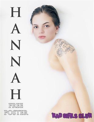 Hannah - Buckeye Babe Milk Bath | Bad Girls Club