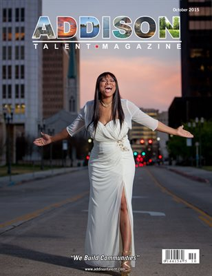 Addison Talent Magazine October 2015 Edition