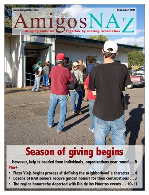 AmigosNAZ November 2014