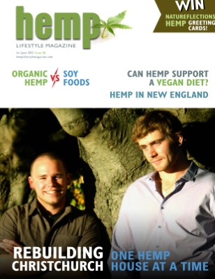 Hemp Lifestyle Magazine Issue 6 Print Copy