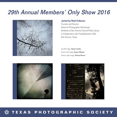 TPS 29th Annual Members' Only Show