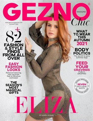 GEZNO Magazine August 2021 Issue #01