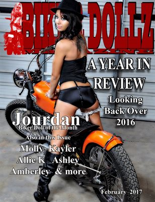 Biker Dollz Magazine February 2017