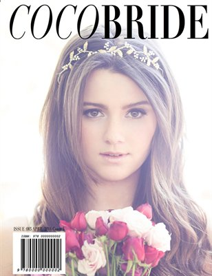 Coco Bride Final Issue #5 Cover Option #3