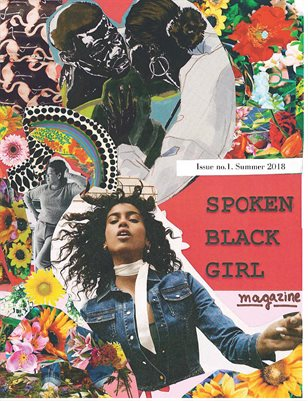 Spoken Black Girl Magazine, Issue #1