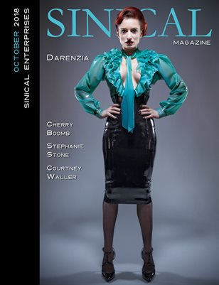 Sinical October 2018 - Darenzia cover edition