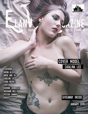 Elan Vital Magazine Issue 10