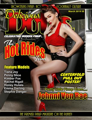 March 2019 Hot Rides Johnni Von Rae
