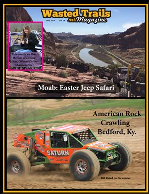 Wasted Trails 4x4 Magazine May 2015 vol 24