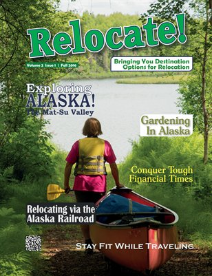 Relocate! Magazine Fall 2016 | Vol. 2 Issue 1