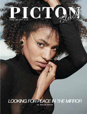 Picton Magazine FEBRUARY 2019 N38 BLACK Cover 3