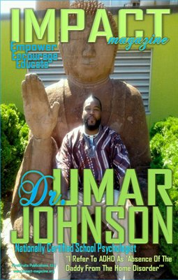 IMPACT Magazine January 2012 Edition w/Dr. Umar Johnson