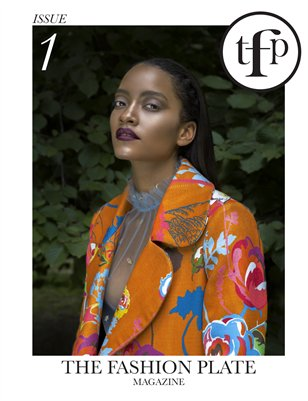The Fashion Plate Magazine #001 Fall/ Winter 2016-17