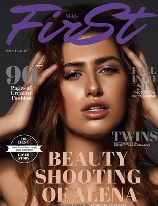 The FIRST Magazine issue June 2020 vol.5