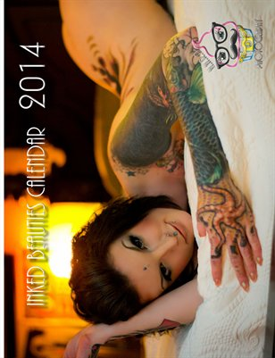 Inked Beauties 2014 Calendar
