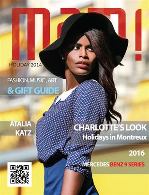 MAMi Magazine Holiday 2nd Edition