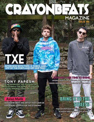 CrayonBeats Magazine: Issue 06