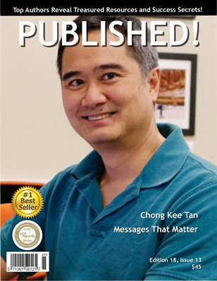 PUBLISHED! Excerpt featuring Chong Kee Tan
