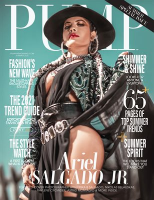 PUMP Magazine | The June Style Issue | Vol.5