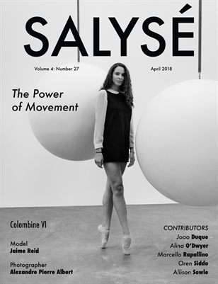 SALYSÉ Magazine | Vol 4 : No 27 | April 2018