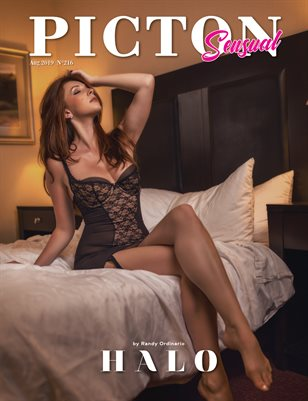 Picton Magazine AUGUST 2019 Sensual N216 Cover 1