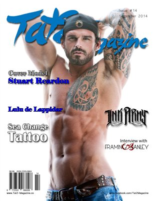 Tat2 Magazine Issue #14 September 2014