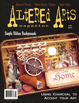 Altered Arts magazine issue 7:3