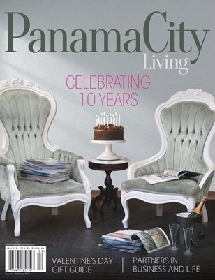 Panama City Living Magazine - January/February 2016
