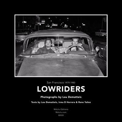 San Francisco 1979-1980 Lowriders