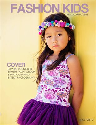 Fashion Kids Magazine | MAY 2017