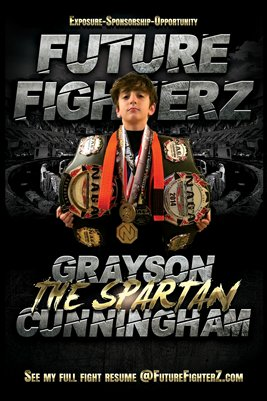 Grayson Cunningham Arena Poster