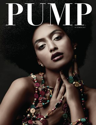 PUMP Magazine - The Beauty Editorial Edition - Vol. 2