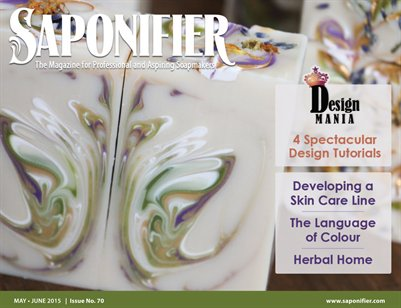 Saponifier Magazine: May/June 2015