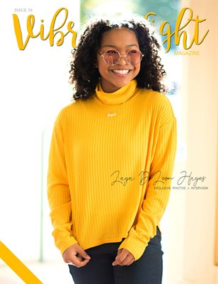 Vibrant Light Magazine || Issue 50 *COVER ONE*
