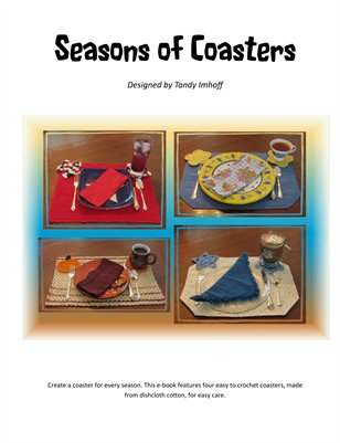 Seasons of Coasters Pattern