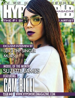 HYPE WORLD MAGAZINE ISSUE #40