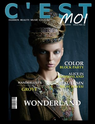 C'est Moi Magazine Issue Twelve